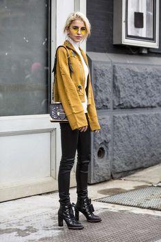 Street Fashion New York N289, 2017 #HotFashionTrends
