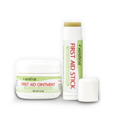 On the Verefina blog: Our First Aid Stick and Ointment are made with 100% natural ingredients and offer a safe and effective alternative to products laden with toxic ingredients.   And during our Spring Sale, both items are available at a discount! #allnaturalfirstaid #allnaturalingredients #toxinfreeskincare #verefinablog #springsale