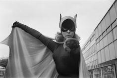 Yvonne Craig TV's Batgirl and female Superhero was also a talented ballerina.