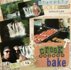 Salmon Bake - Juneau Alaska - Scrapbook.com