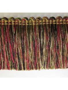 BF1480-20/14-PkGrYe Upholstery Trim, Going Out Of Business, Art For Sale, Pink And Green, Tassel, Teal, Bronze, Beige, Fabric
