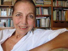 Marina Colasanti, escritora brasileña.