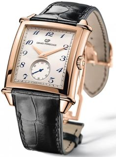 #GirardPerregaux #Vintage 1945 XXL Small Second Rose Gold #Watch