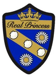 Real princess badge: Learn about real life princesses and what it means to serve the public