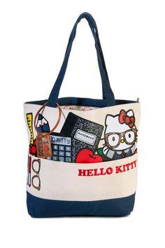 LOVE! | Hello Kitty Nerd Stuff Tote