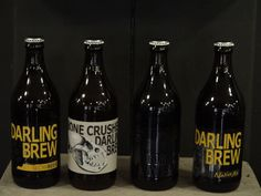 Darling Brew SlowBeer and Native Ale are my best.
