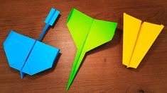 How to make paper airplanes that fly super far! Paper Airplane Folding, Make A Paper Airplane, Airplane Kids, Airplane Crafts, Paper Folding, Easy Paper Crafts, Diy Paper, Fun Crafts, How To Make Slime