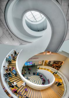 liverpool spiral stairs By: GERRY GENTRY - Investors Europe Stock Brokers Gibraltar