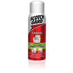 Fabric Upholstery Cleaner With Scotchgard Protector