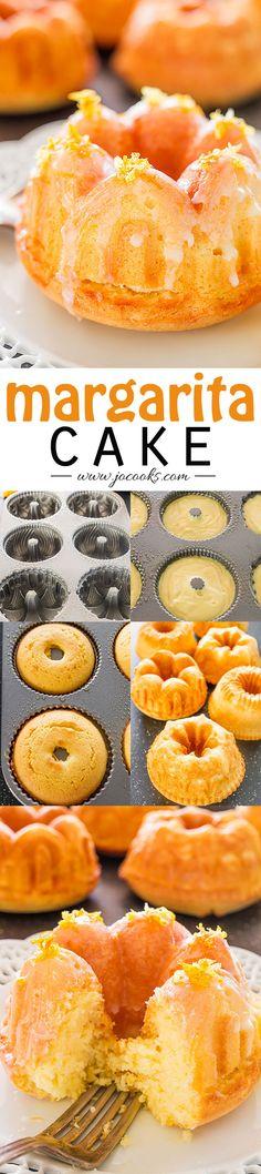 Margarita Cake   JoCooks.com