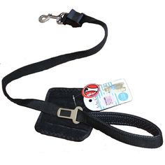 Aduck Pet Dog Car Safety Seat Belt Tether, Leads with Soft Padded Handle, Adjustable Safety Seatbelt Harness for Car Vehicle -- Unbelievable  item right here!(This is an affiliate link and I receive a commission for the sales)