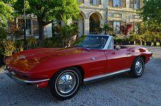 Chevrolet : Corvette Two Tops 1964 CHEVROLET CORVE - http://www.legendaryfinds.com/chevrolet-corvette-two-tops-1964-chevrolet-corve-2/