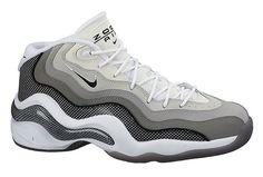 http://yrt.bigcartel.com #Nike Air Zoom Flight 96 Grey/Black/White #sneakers