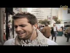 Pablo Alboran - Solamente Tú (Official CantoYo Video)