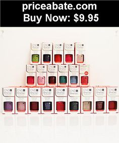 nails: CND Shellac Part A * All New Colour Base Top UV Gel Nail Polish Collection  - BUY IT NOW ONLY $9.95