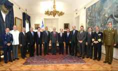 20.01.14: Cosena respalda la defensa de Chile ante La Haya y concuerda en esperar fallo 'con unidad nacional' y respeto a Perú | Política | LA TERCERA
