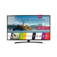 تلويزيون ال جی 60 اینچ مدل UJ634V