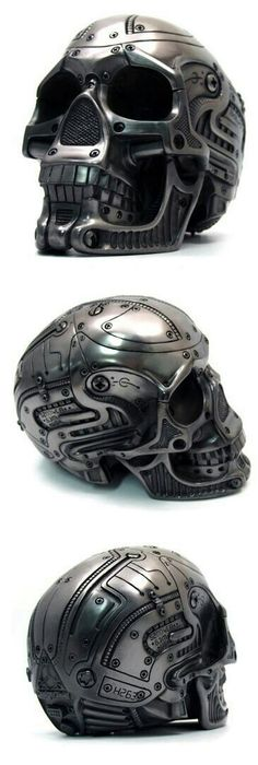""""""" - My roommate when I told her I wanted this helmet. Skull Motorcycle Helmets for your Skull - Badass Helmet Store Skull Motorcycle Helmet, Skull Helmet, Motorcycle Gear, Motorcycle Accessories, Bicycle Helmet, Cool Motorcycle Helmets, Motorcycle Touring, Women Motorcycle, Custom Helmets"""