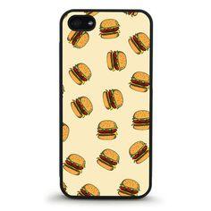 Hamburger Printed iPhone 5/5s Case