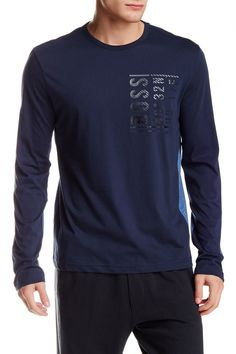 Togn Modern Fit Long Sleeve Tee