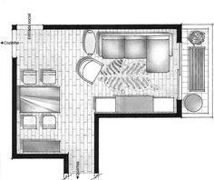 projeto de conclusão de curso design de interiores - Pesquisa Google