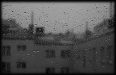 rain on my window ...