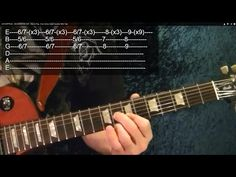 Guitar Riffs, Guitar Songs, Guitar Chords, Guitar Tabs, Free Online Guitar Lessons, Music Lessons, Easy Guitar, Cool Guitar, Guitar Scales