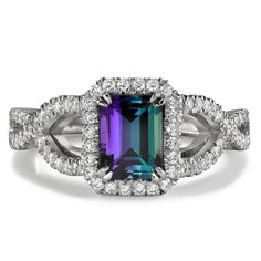 "226 Likes, 7 Comments - Omi Privé (@omiprive) on Instagram: ""Our love affair with #alexandrite continues. #jewelry #jewels #jewel #fashion #gems #gem #gemstone…"""