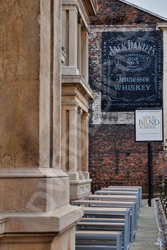 The Old Blind School, Liverpool, External, Signage