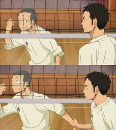 I love Tanaka, especially the rare occasions that he goes into monk mode