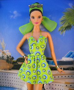 Lilly Pulitzer by more*dolls*dolls*dolls, via Flickr