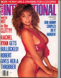 Club International Magazine June 1989 VG by JamesVintageJunk