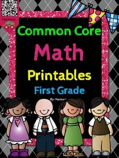 #CommonCore #Math#First Grade
