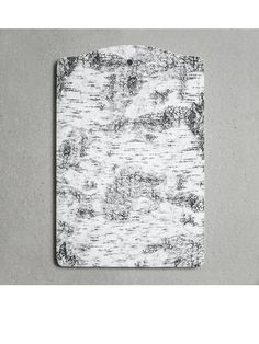 Birch Cutting Board by Fine Little Day