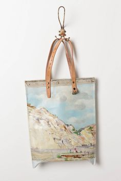 Anthropologie - Still Life Bag (Pale Mountain), #bags