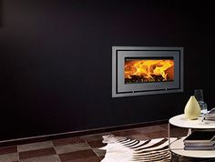 Lotus H470 Insert wood burning stove