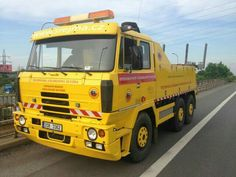 Tow Truck, Trucks, Towing And Recovery, Heavy Truck, Motor Car, Techno, Vehicles, Czech Republic, Buses