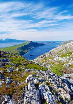 Torngat Mountains National Park, Labrador, Canada