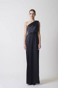 Carolina Herrera Pre-Fall 2011 - Review - Fashion Week - Runway, Fashion Shows and Collections - Vogue
