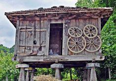 Nayla - karadeniz - Turkey Istanbul, Turkey Travel, Treehouses, Tiny House, Primitive, Diy And Crafts, Rustic, Landscape, Architecture