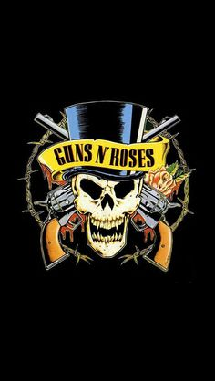 Isn't Guns N' Roses heavy metal?