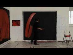 najia mehadji Espace art Roch - YouTube