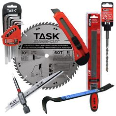 We are a #distributor for #TASKTools​ products and now carry a vast collection of power tool #accessories, hand #tools, and #abrasives. Browse some of these items online and Contact Us at our #Machinery Department to inquire about additional items at our locations! #euroarchitecturalcomponents #euroeac #architecturalcomponents #TASK #powertool #powertoolaccessories #handtools