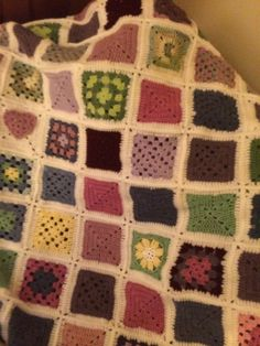 but about a month behind meh! Blanket, Crochet, Blankets, Knit Crochet, Crocheting, Comforter, Chrochet, Hooks, Ganchillo
