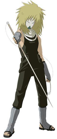 Kushimaru Kuriarare - Naruto