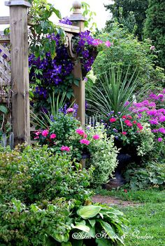 Aiken House & Gardens: In the Garden