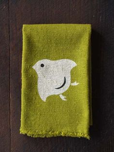 Adorable Tea Towel.  pinned by www.auntbucky.com  #towel #kitchen #home