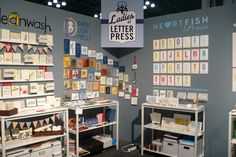 I would love to go to the National Stationery Show!