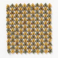 Hubble stitch - 2-Drop in size 15s - http://myworldofbeads.com/lets-hubble-by-melanie-de-miguel/