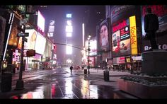 New York Afterglow A must see video